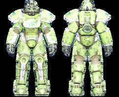 FO4 T-51 power armor vim! refresh