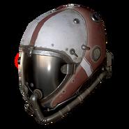 FO76 Atomic Shop - Red flight helmet