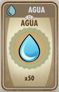 FOS Carta Agua