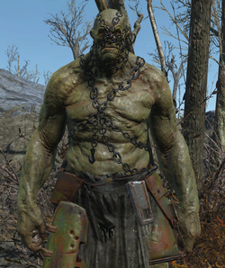 Fo4supermutantchains