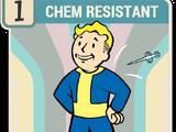 Chem Resistant (perk)