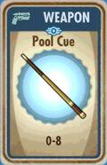 FoS Pool Cue Card