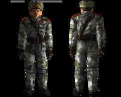 Jingweis uniform