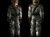 General Jingwei's uniform