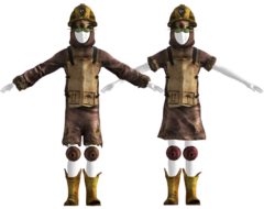 Kids cave rat outfit