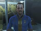 Vault 111 overseer