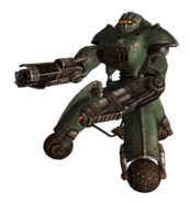 Us army robot strażniczy