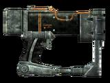 Pistola láser desaparecida