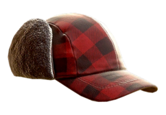 Atx apparel headwear huntingcap earsup l