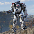 Atx skin powerarmor paint patriot c1