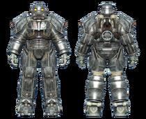 CC Hellfire power armor BoS Paladin