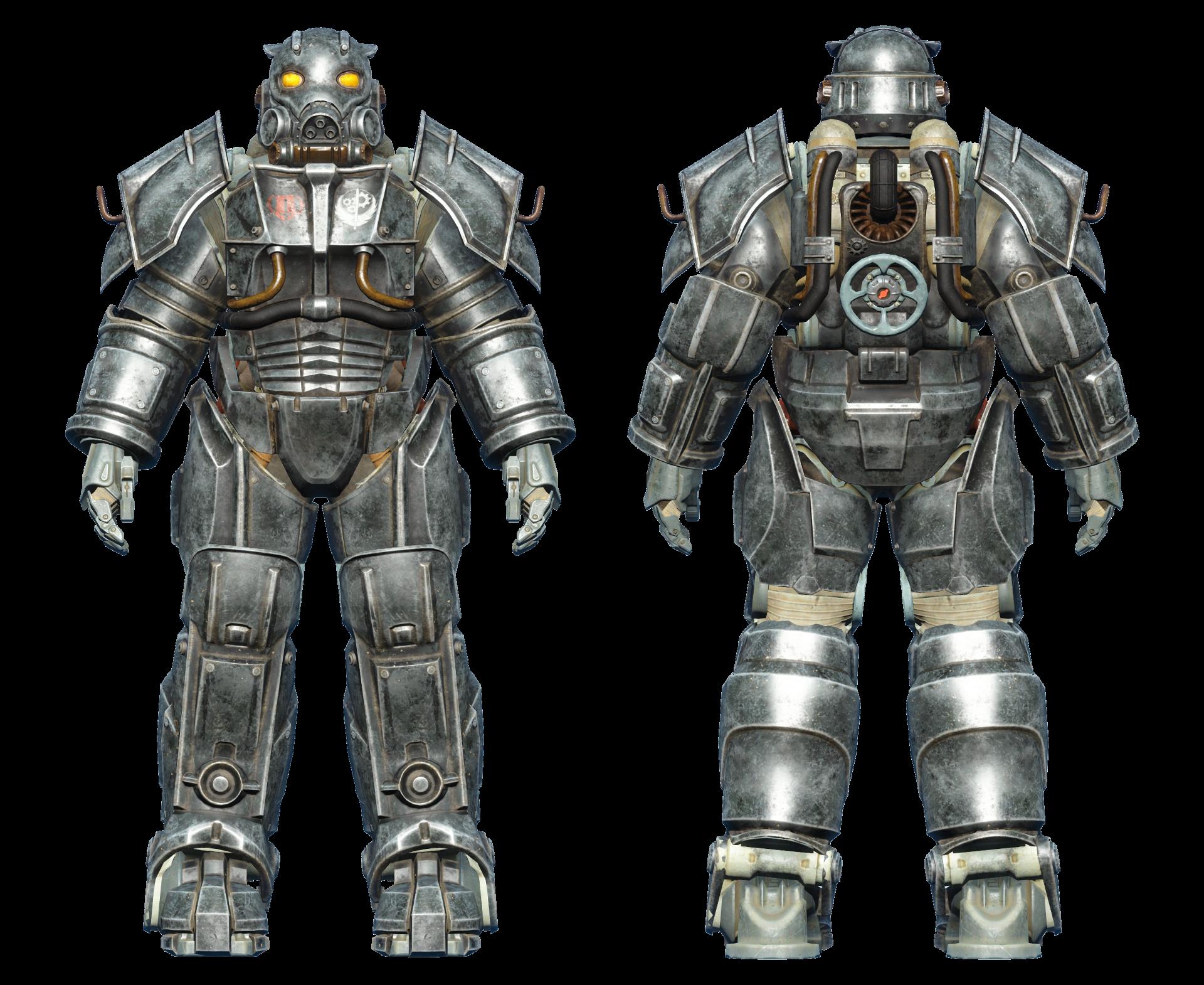 Hellfire Power Armor Fallout Wiki Fandom