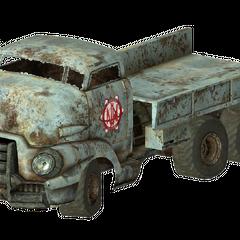 Бортовий вантажівка