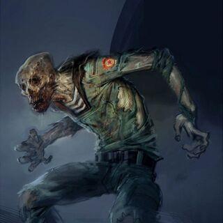 Submarine ghoul