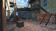FO4 Prospect Hill (Raider camp)