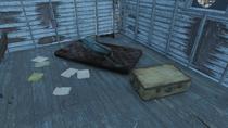 FO4 Ranger cabin holotape