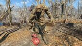 FO4 Super Mutant Glowing behemoth