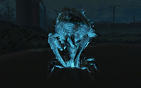 Fo4NW Nukalurk queen at night