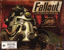 Pudełko fallout