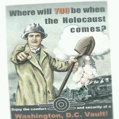Де ти будеш, коли настане ядерний холокост?