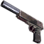 Colt 6504 9mm autoloader silencer inventory
