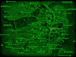 FO4 Жилой дом «Уотер-стрит» (карта мира)