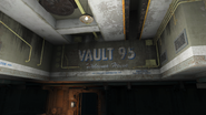 FO4 Vault 95 welcome home
