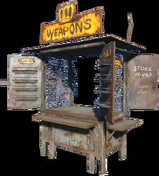 FO4 Weapons Emporium