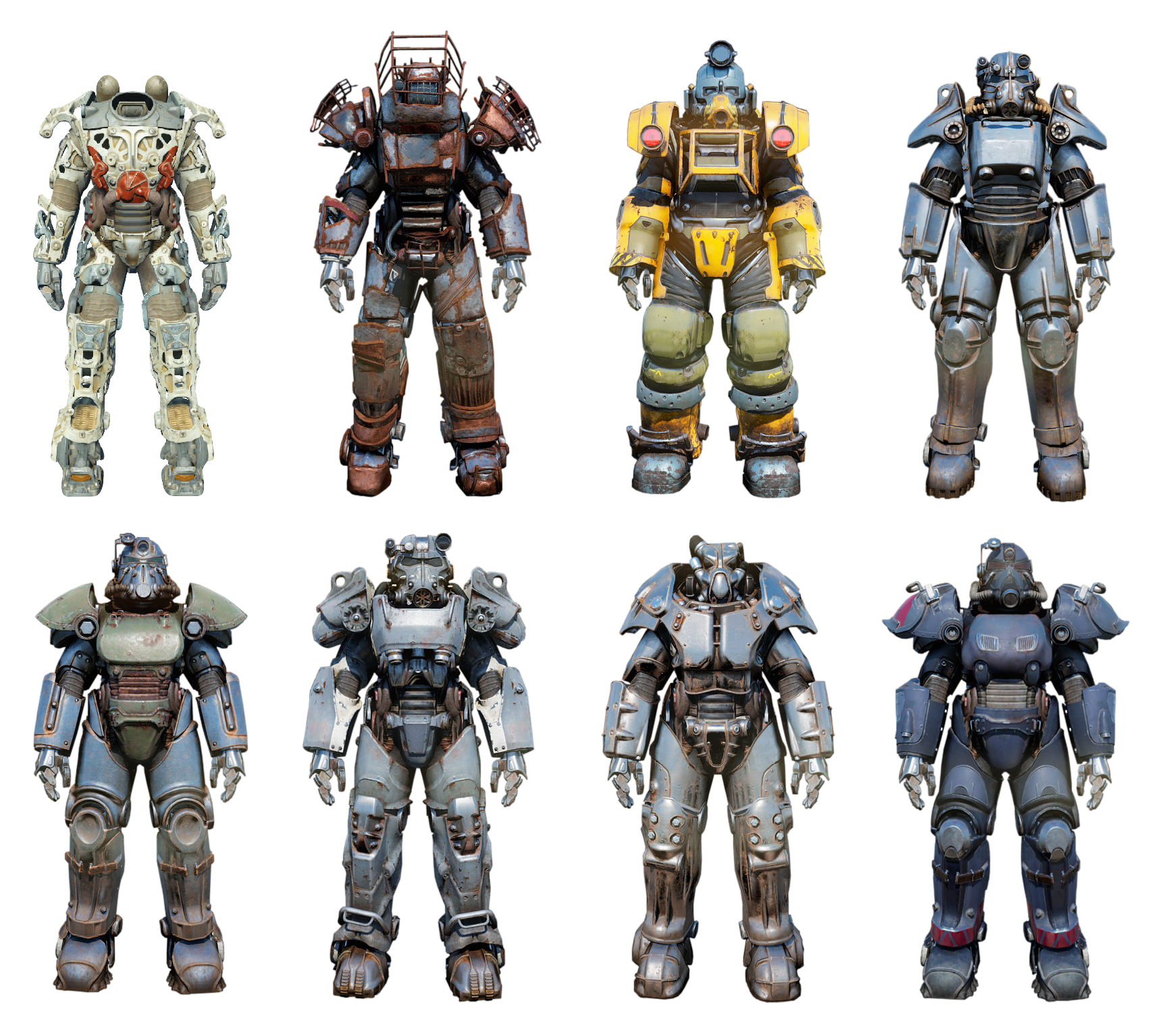 Power armor (Fallout 76) | Fallout Wiki | FANDOM powered by