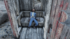 FO76 Vault Dweller Prickett's Fort
