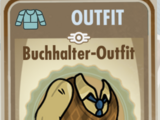Buchhalter-Outfit