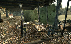 Fo3 abandoned camp