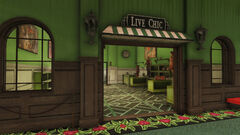 Fo76 Whitespring store (Live Chic)
