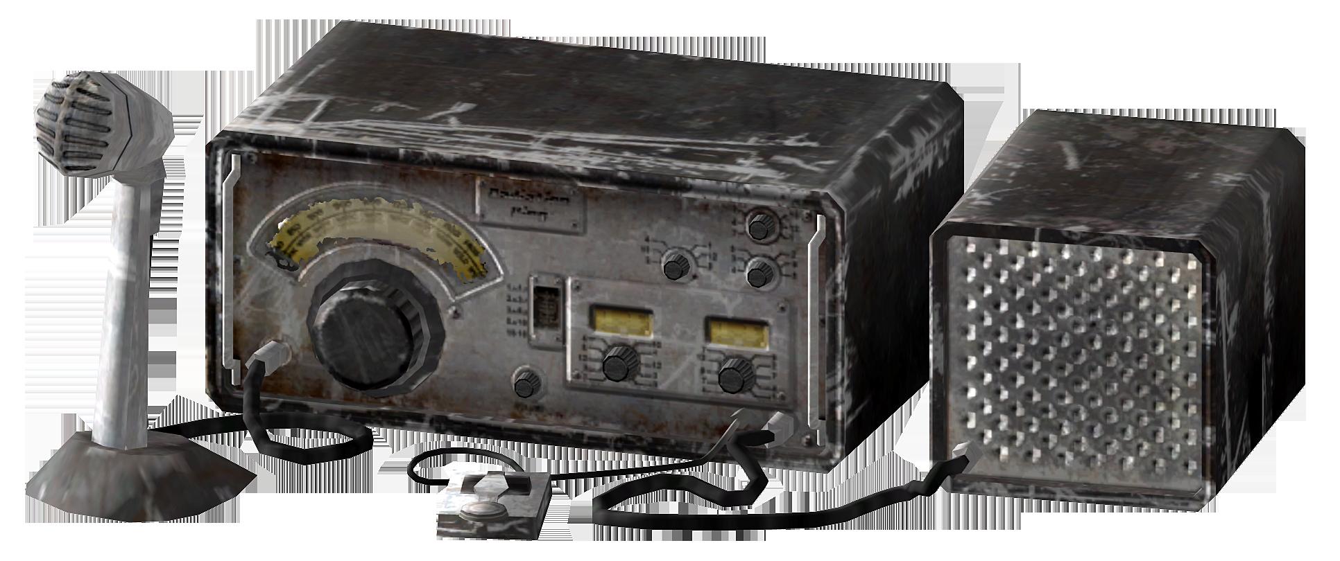 Ham radio | Fallout Wiki | FANDOM powered by Wikia