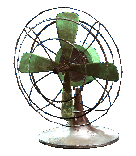 Office Desk Fan Png