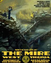 The Mire DOI poster