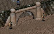 VC courtyard guards