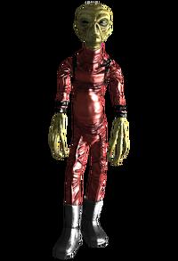 Alien worker