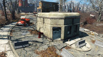 FO4 Fort Hagen (Entrance Checkpoint 1)