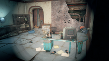 FO4 Mass Fusion Building secret room