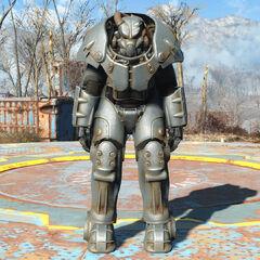 Силова броня X-01