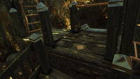 FO76WL Settler cottage and bunker (Georgia's diary page 33)