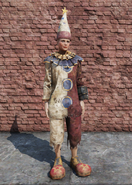 FO76 Clown Outfil Full Female
