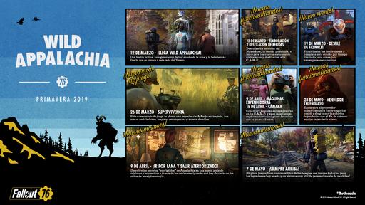 Fallout76 RoadMap 1920x1080 WildAppalachia-06-ES