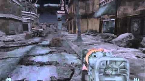 Fallout New Vegas Gameplay Freeside i Atomic Wrangler.wmv