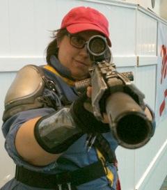 Mychelle sniper