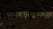 Sharecropper barracks interior