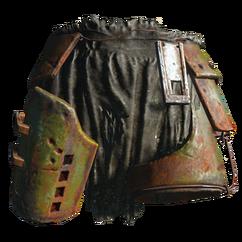Super mutant leg armor