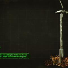 Wind Farm in Far Harbor