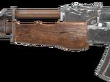 Handmade rifle (Fallout 76)